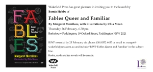 Fables invitation Sydney final